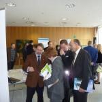 J. Berendt mit AKK Volker Giersch und Martin Zewe, Stv. Direktor Business Banking, Deutsche Bank Privat- und Geschäftskunden AG, Saarbrücken