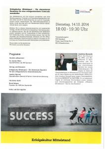 Vortrag IHK 14.10.2014