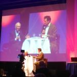 Prof. Dr. Eric Kandel im Gespräch mit Dr. Eckart von Hirschhausen