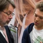 8 ArtiShirt - junge Kunst auf bio-fairen Shirts